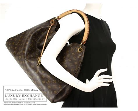 Rosie Gets In The Ring With Louisvuitton by Authentic Louis Vuitton Monogram Artsy Gm Bag