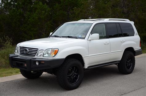 lifted lexus 2006 lx470 clean and lifted 6speedonline porsche