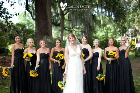 Sweetheart Table Size Black Bridesmaid Dresses Tulle Amp Chantilly Wedding Blog