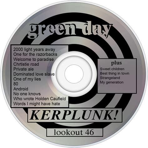 Cd Import Green Day Kerplunk green day fanart fanart tv