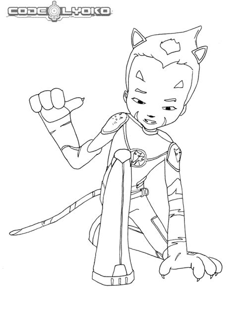 code lyoko coloring pages code lyoko coloring pages coloringpages1001 com