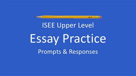 Isee Essay Topics Middle Level isee sle essay prompts and responses piqosity adaptive learning student management app