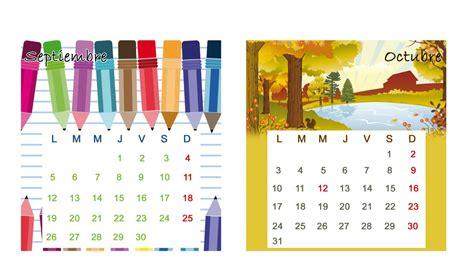 Calendario 2016 Octubre Calendario De Mesa 2016 Enero Y Febrero