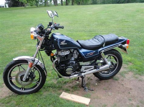 1987 honda nighthawk 450 buy 1985 honda 450 nighthawk on 2040 motos