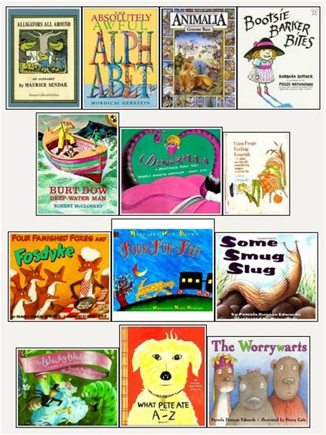 picture books with figurative language books with alliteration 2nd grade figurative language