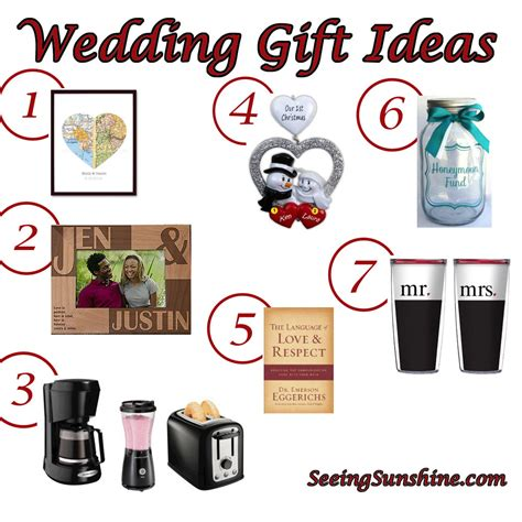 Wedding Gift Ideas For by Wedding Gift Ideas Seeing