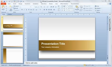 Eye Popping Powerpoint Templates For Your Organization Powerpoint Master Template