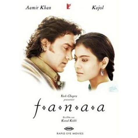 kajol aamir khan film fanaa dvd fanaa bollywood movie kajol aamir khan