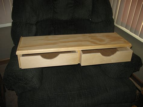 dual monitor riser with drawer monitor riser with junk drawers by wdbutcher71