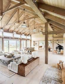 Barn Home Interiors by 25 Best Ideas About Barn House Interiors On Pinterest