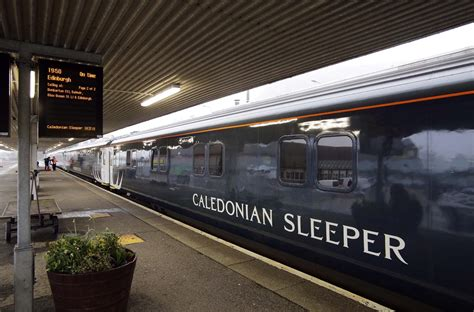 Caledonian Sleeper Fares rmt accused of completely inaccurate caledonian sleeper claims after disruption