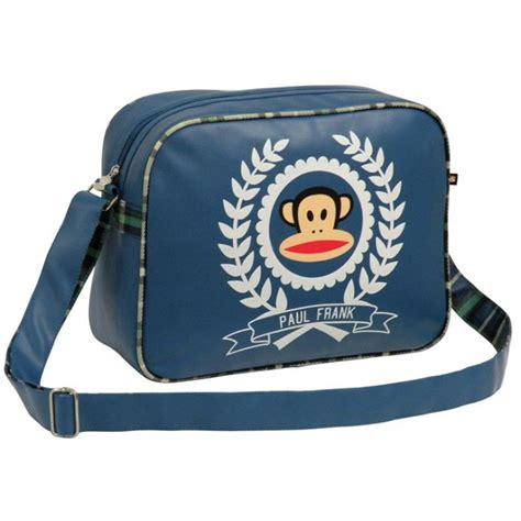 Frunk Messenger Bag tenbags paul frank messenger bag