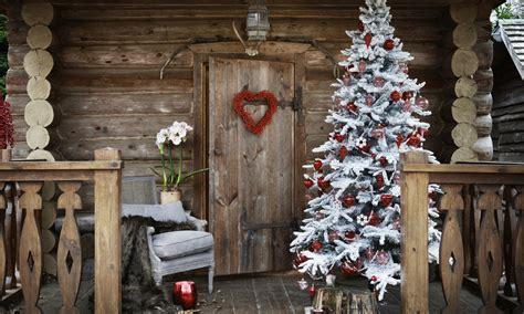 decorar mi jardin en navidad deja que la navidad se cuele tambi 233 n en tu terraza balc 243 n