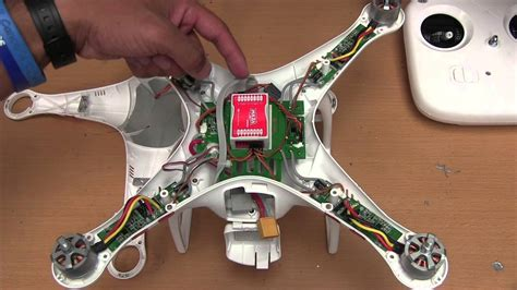 Part Dji Phantom 4 Drone Motor Module Flex Pendek dji phantom wiring diagram