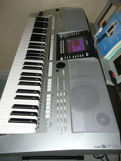 Keyboard Yamaha Psr S710 yamaha psr s710 image 410272 audiofanzine