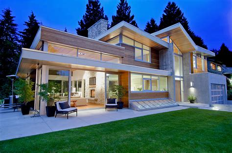 modern home design vancouver bc award winning contemporary design north vancouver werner