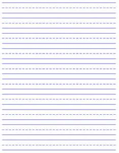 Elementary Writing Paper Printable Penmanship Paper Related Keywords Amp Suggestions