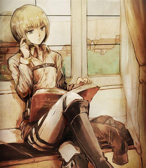 snk read armin arlert image 1532582 zerochan anime image board