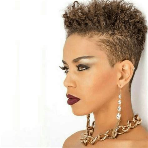 natural edgy haircuts 17 best images about black short natural hair on pinterest