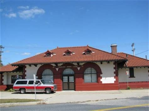 new york new hartford passenger depot