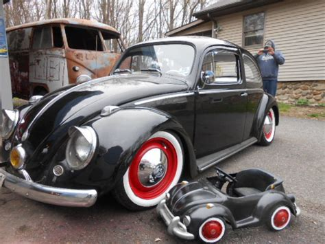 volkswagen bug black black vw beetle bug
