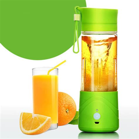 portable rechargeable juice blender paybest