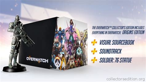 Sale Xbox One Overwatch Collector S Edition collectorsedition org 187 overwatch collector s edition ps4 americas
