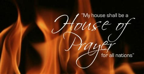 house of prayer my house shall be called a house of prayer jim cymbala