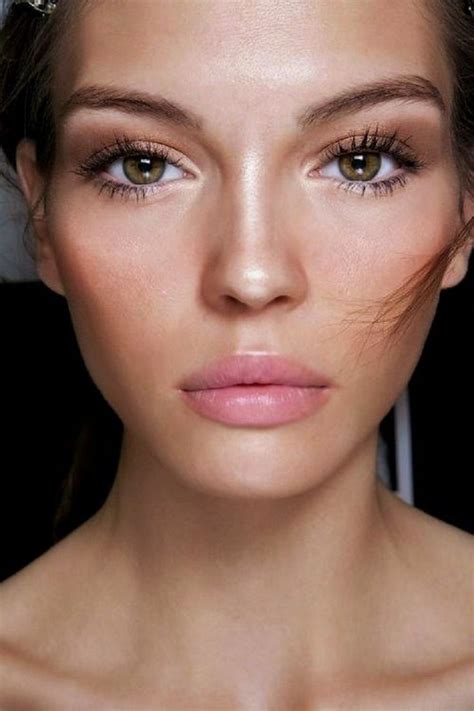 Fall No Makeup Required 3 by Top 10 Quot No Makeup Quot Makeup Looks For Fall Trucco Trucco