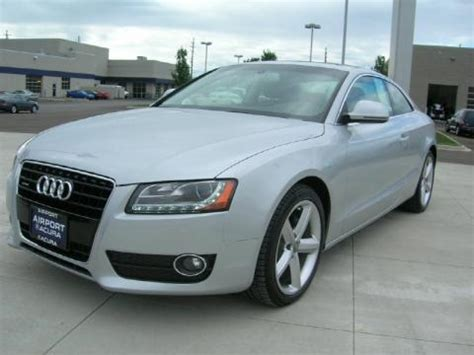 airport acura cleveland used 2009 audi a5 3 2 quattro coupe for sale stock