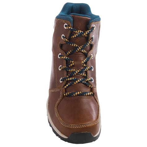Adidas Boots Safety Leather adidas outdoor rockstack mid boots for save 36