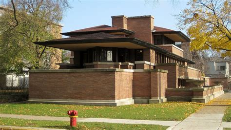 robie house a frank lloyd wright approach to digital design smashing