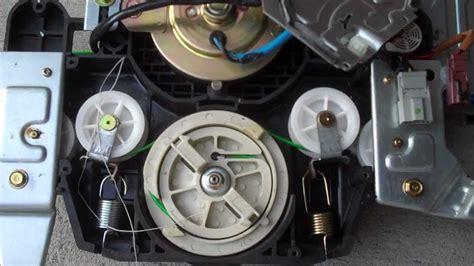 Honda Odyssey Door Repair by 2003 Honda Odyssey Sliding Door Cable Repair