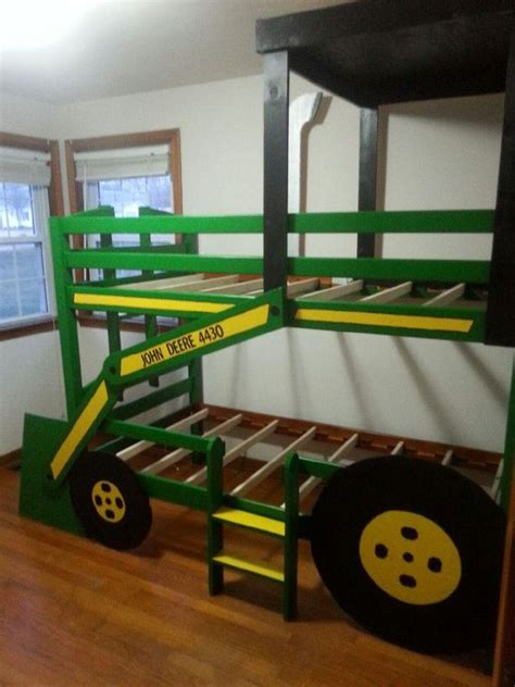 tractor bunk bed tractor beds toddler bed tractor red farm barn bed red
