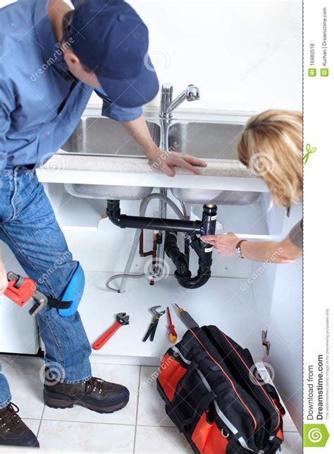 plumber royalty free stock photos image 16980518