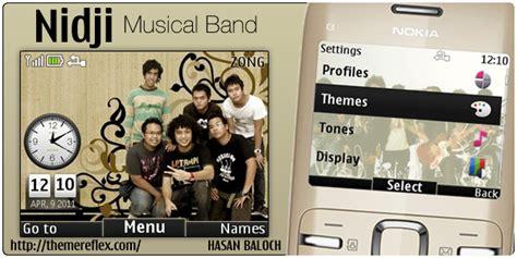 nokia c3 themes league of legends nidji musical band theme for nokia c3 x2 01 themereflex