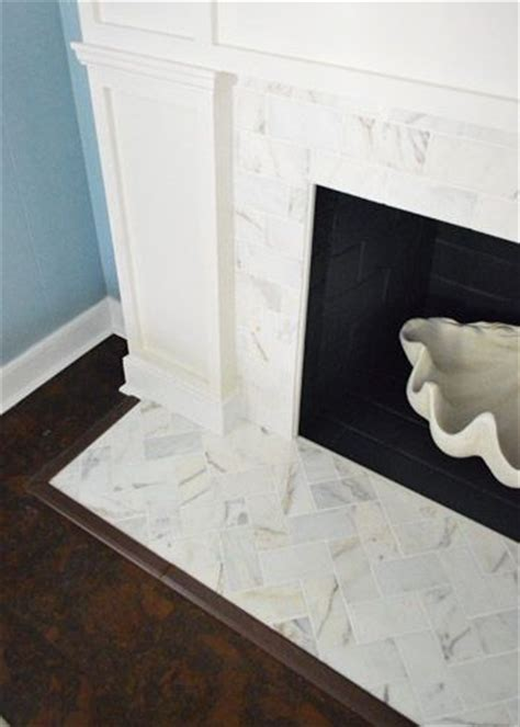 Ask Maria: Should my Fireplace Surround be Subway?   Maria