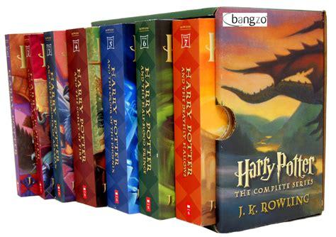 7 Reasons Harry Potter Books by Harry Potter 1 7 Books Collection Box Set J K Rowling Ebay