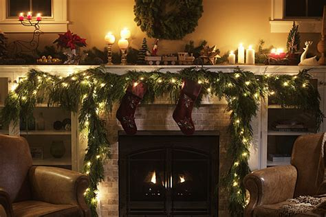 how to decorate a fireplace for christmas deck the halls lyrics