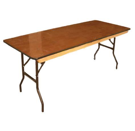 light weight banquet table 8 x30 quot folding rental