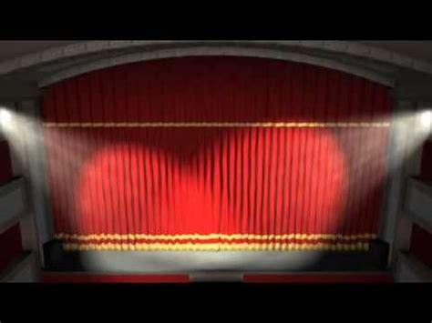 cortinas teatro cortinas teatro youtube
