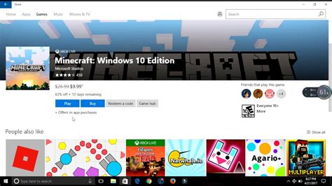 tutorial minecraft windows 10 beta minecraft windows 10 edition tutorial youtube