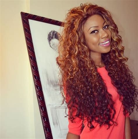 yvonne nelson hairstyles hairstyles of yvonne nelson yvonne nelson red hot actress