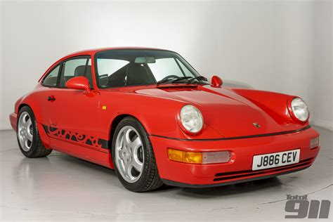 porsche 964 red total 911 s ultimate nineties porsche 911 garage total 911