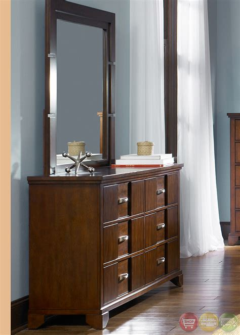 reflections bedroom set reflections contemporary amaretto finish panel bedroom set