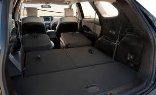 Hyundai Santa Fe Interior Pictures Car And Driver