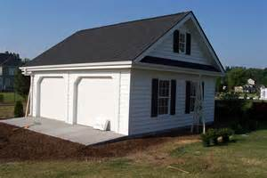 stand alone garage designs 2 car garage shop