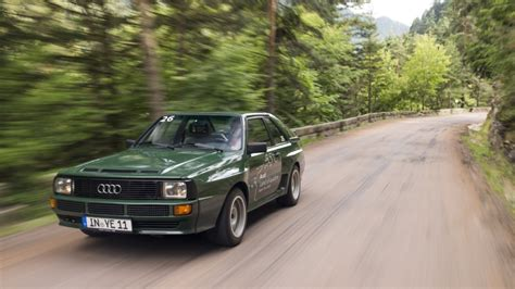 Old Audi Rally Cars by The Audi Ur Quattro An Old School Cool Rally Car Chion