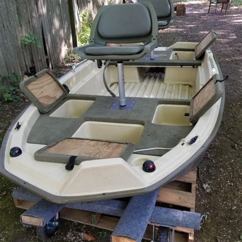 sun dolphin boat pro 120 best sundolphin pro 120 for sale in morton illinois for 2018
