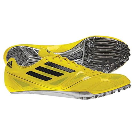 spikes athletic shoes adidas running shoes adizero prime finesse track and field